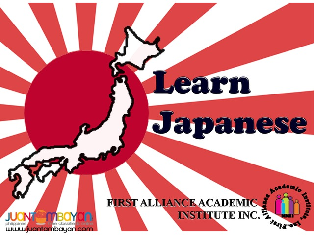 LEARN JAPANESE LANGUAGE