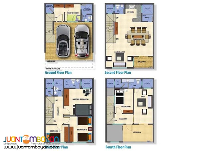 PH144 BestSeller Scout House and Lot