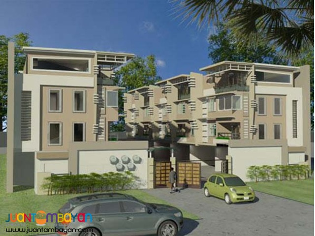 PH146 Townhouse for Sale in Scout Area QC