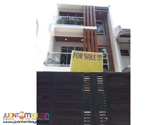 PH304 Scout Quezon City Townhouse for Sale