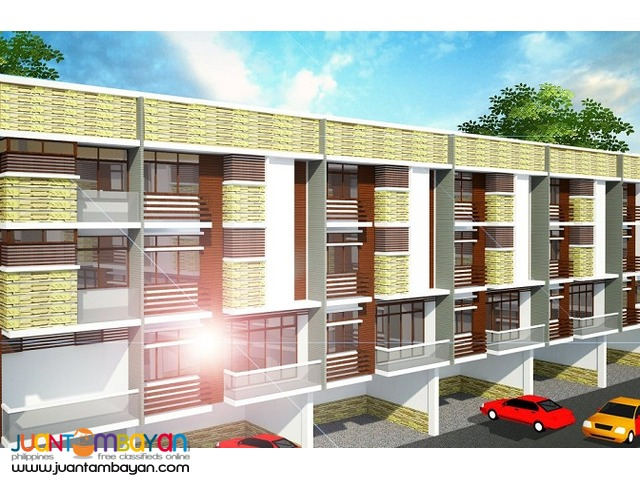 PH149 Elegant and Affordable Townhouse in Scout QC