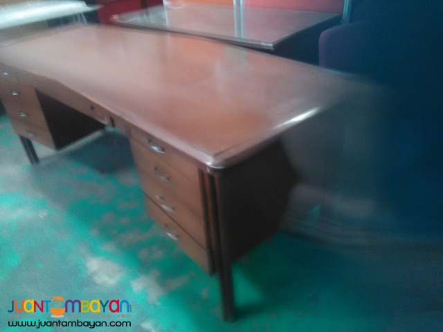office table with drawer