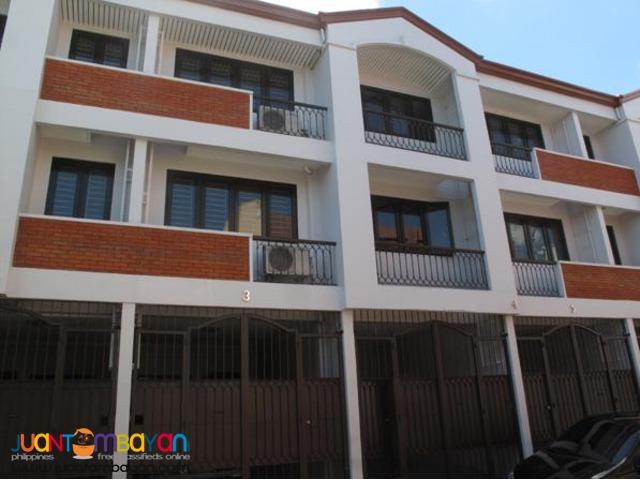 PH155 Brand New Sta. Ana Townhouse