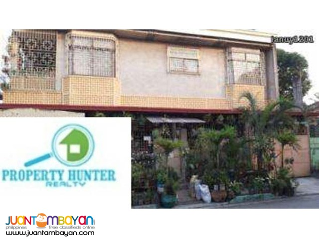 PH341 House and Lot in Mindanao Ave. For Sale