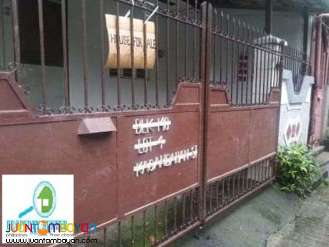 PH158 Cainta House and Lot