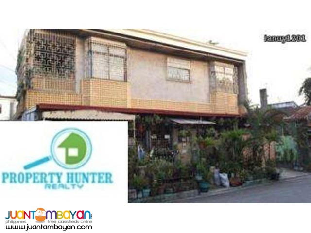 PH341 House and Lot in Mindanao Ave. Quezon City