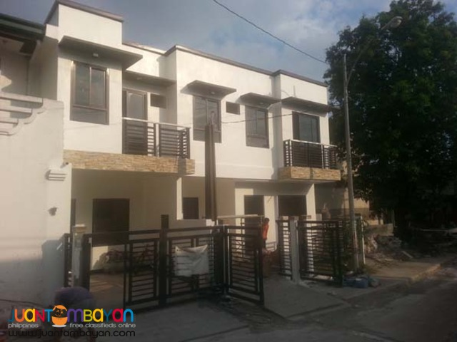 PH236 Townhouse in Tandang Sora