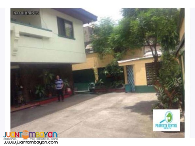 PH295 House and Lot in Project 7 Quezon City