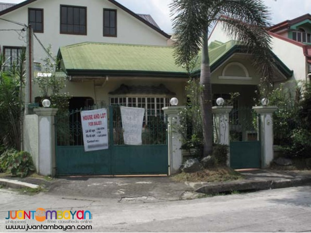 PH164 Classy House and Lot for Sale in Pasig Area