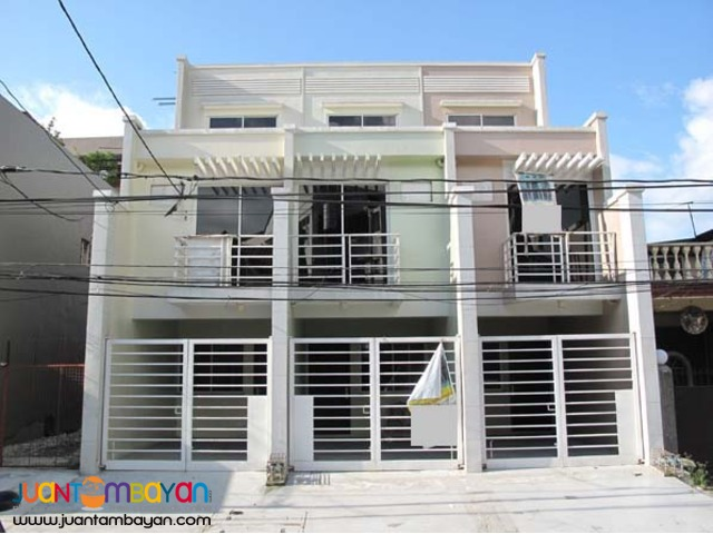 PH09 Townhouse in Tandang Sora Quezon City