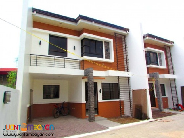 PH13 House and Lot in Tandang Sora