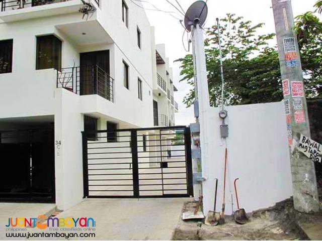 PH10 Townhouse in Tandang Sora Quezon City