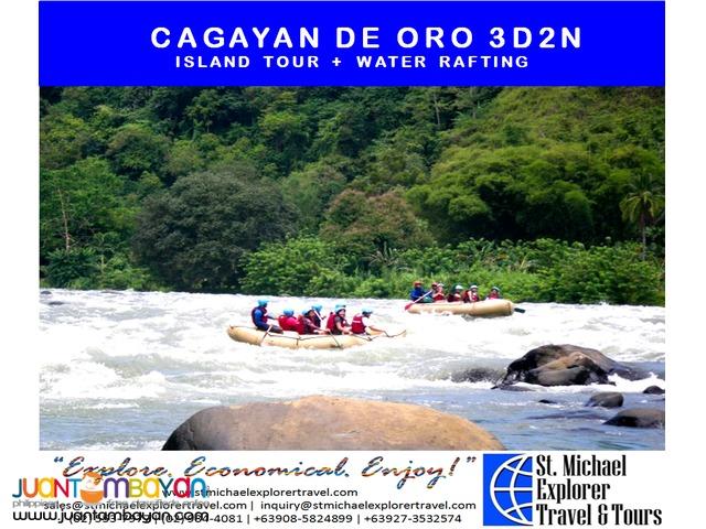 CAGAYAN DE ORO 3D2N TOUR PACKAGE
