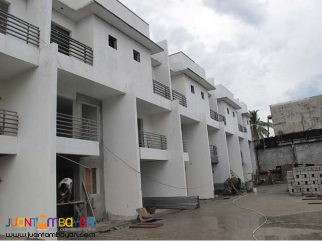 PH08 Tandang Sora Quezon City Townhouse
