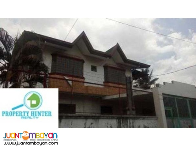 PH345 House and Lot in Tandang Sora Q.C For Sale