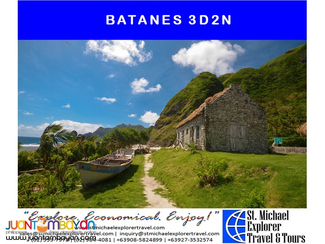 BATANES 3D2N TOUR PACKAGE