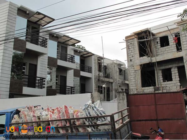PH15 Townhouse in Tandang Sora Quezon City