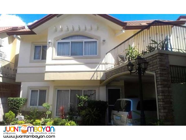 PH290 House and Lot in Pasig City Area for Sale