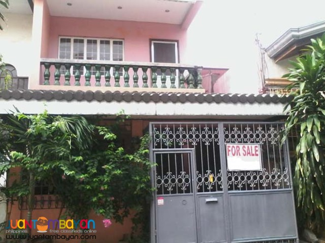 PH354 House and Lot in Quirino Mindanao Ave.
