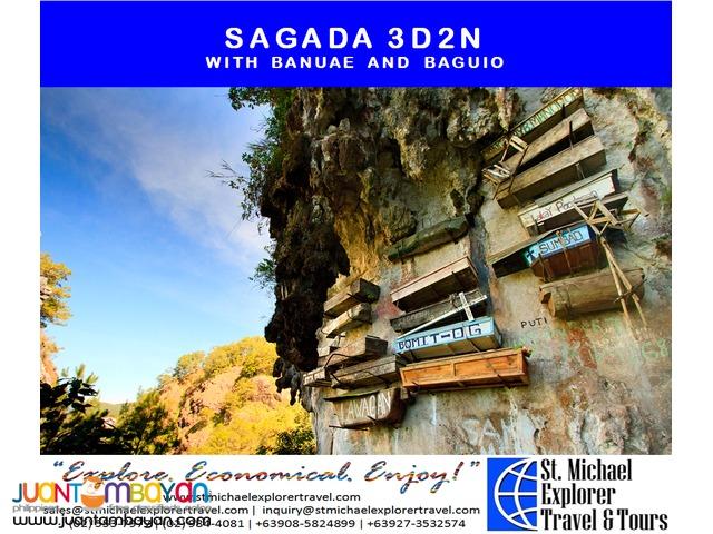 SAGADA 3D2N TOUR PACKAGE