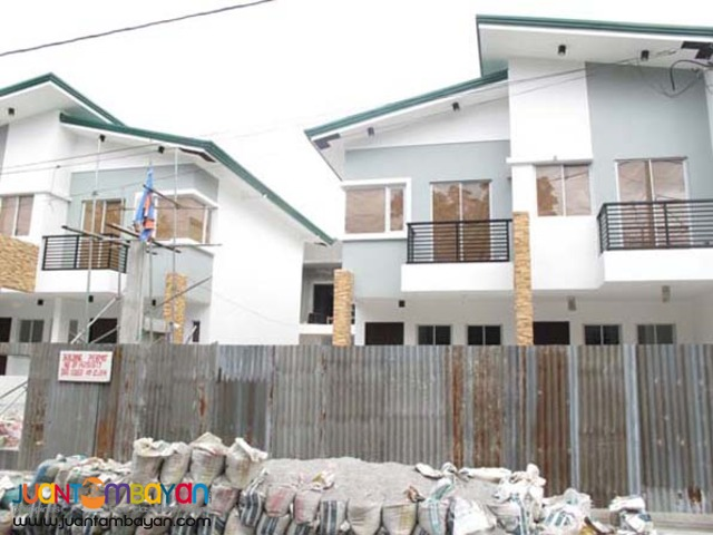PH30 Affordable Townhouse in Kingsville Quezon City