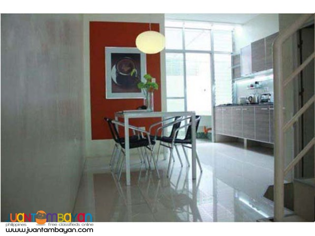 PH364 Townhouse in Project 8 Q.C Area