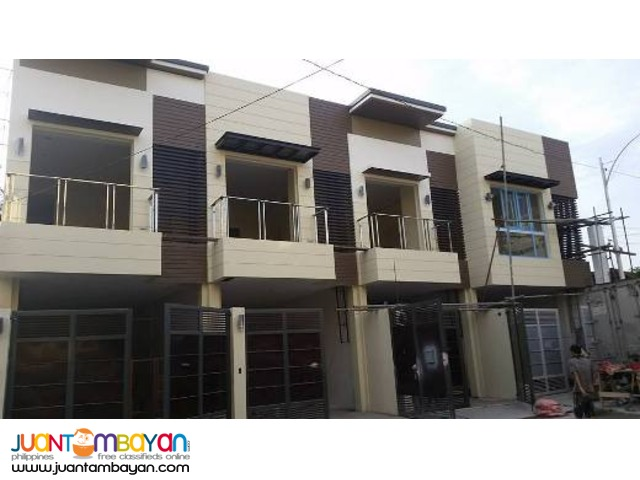 PH55 Townhouse in QC Area