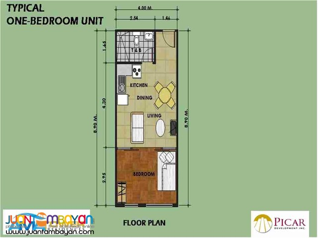 Condo in Mandaluyong near Poveda Learning Center