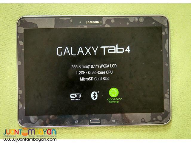 N-CASH Gadget Pawn Shop- Samsung Galaxy Tab 4 10.1 4G LTE 16GB SM-T535