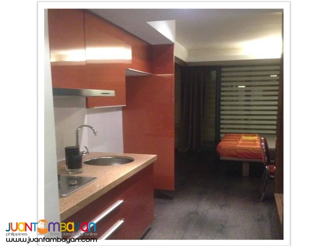 For Sale Condo Studio unit near Sm North and Trinoma.