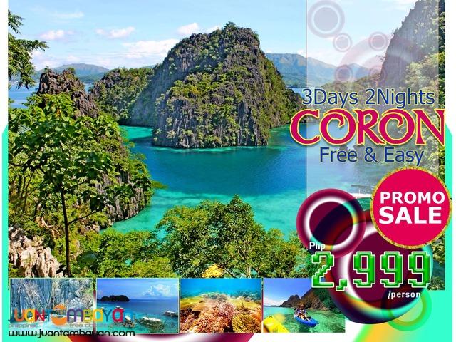 Trip to Coron enjoy the summer