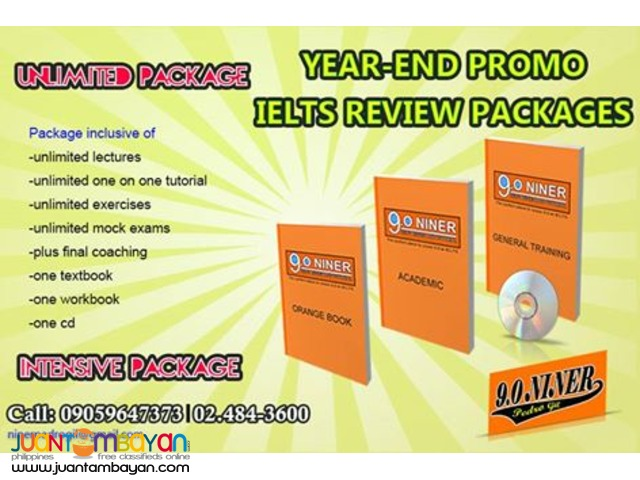 YEAR END PROMO