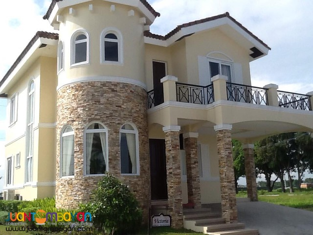 LESS 5% LONDON INSPIRED MODEL HOUSE(VICTORIA) at ANTEL GRAND VILLAGE