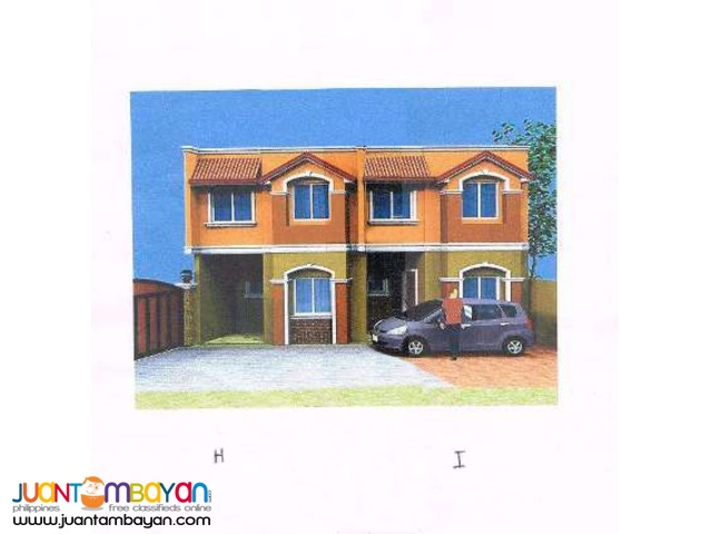 PH240 Novaliches Quezon City Townhouse