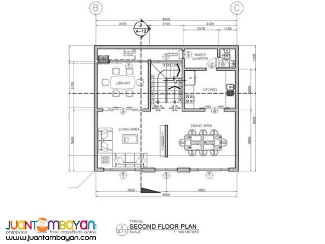 PH56 West Avenue Quezon City's Classy House and Lot
