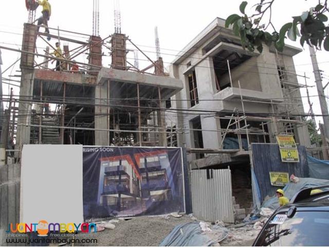 PH63 Townhouse in Teachers Village Quezon City