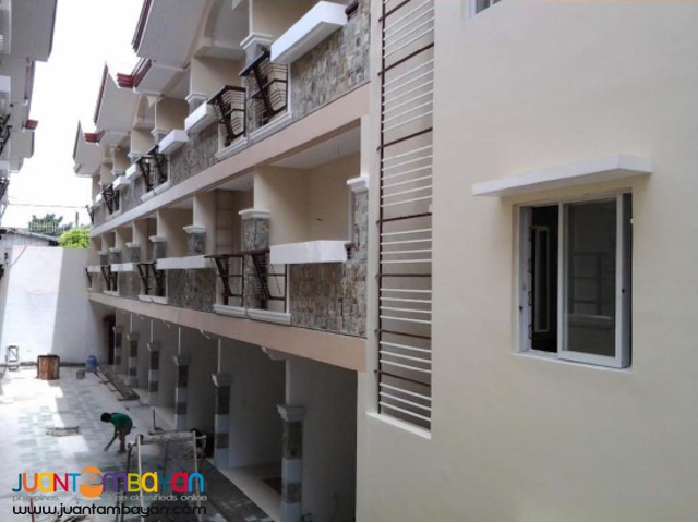 PH71 Townhouse in Cubao for Sale