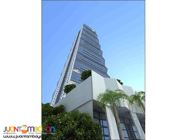 Condo in Makati near Buddha Bar Manila The Stratford Residences