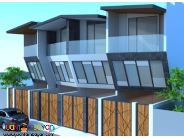 PH82 Classy Townhouse in Kamias Cubao