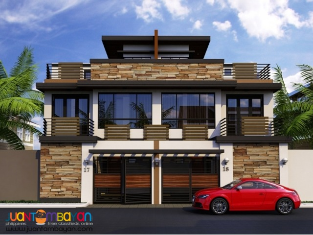 PH87 Townhouse Deluxe in North Susana