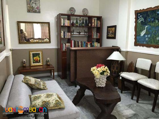 PH291 Parañaque City House and Lot for Sale