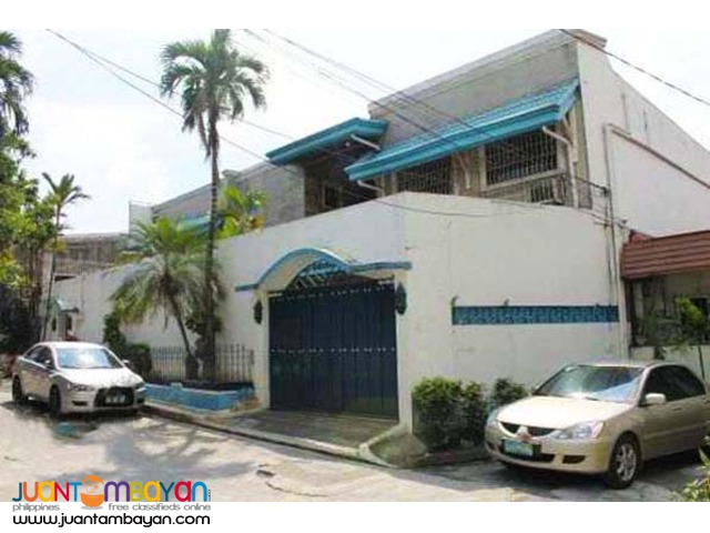 PH287 House and Lot in Project 3 QC Area for Sale