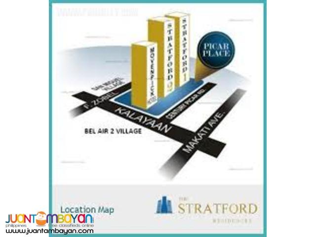 Stratford Residences in Kalayaan Avenue Makati City