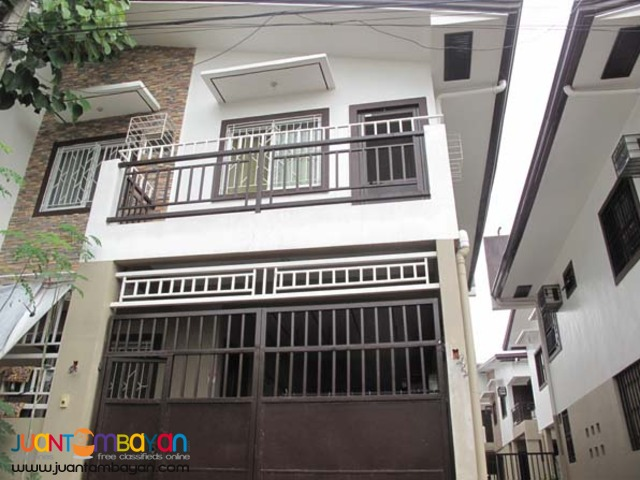 PH349 House and lot in South Fairview For Sale