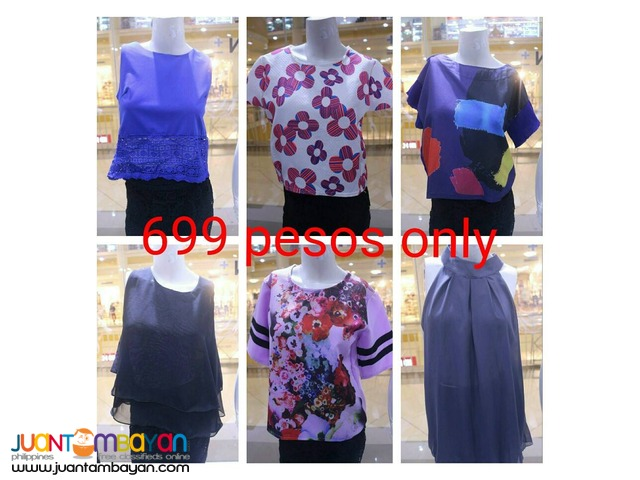 Women's Dresses and Blouses