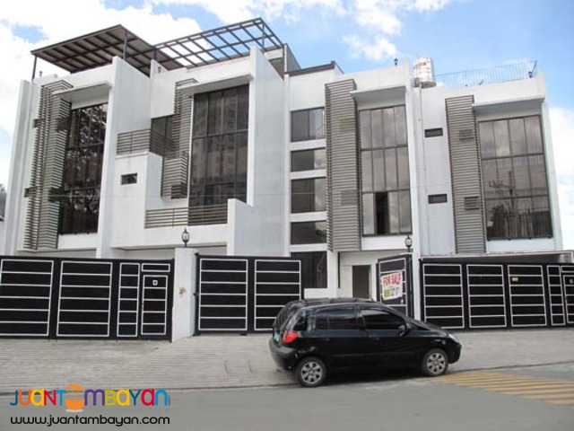 PH114 Fancy Townhouse in Don Antonio Commonwealth