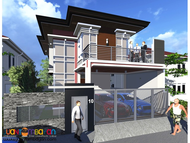 PH117 Japanese House in Filinvest Heights