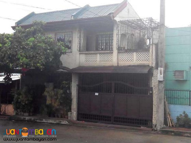 PH302 Lagro QC House and lot