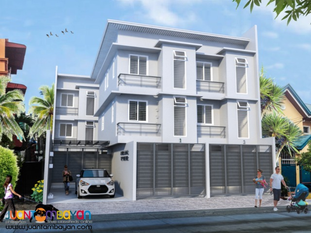 PH360 Townhouse in Mandaluyong City Area