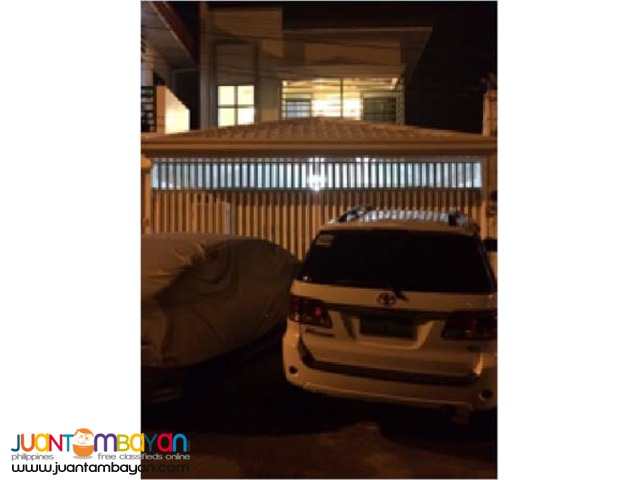 PH249 Batasan Hill House and Lot for Sale